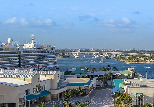 Fort Lauderdale Cruise Terminal Information
