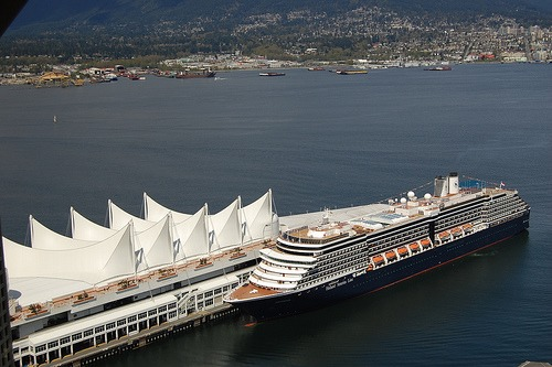 Celebrity cruise terminal vancouver bc