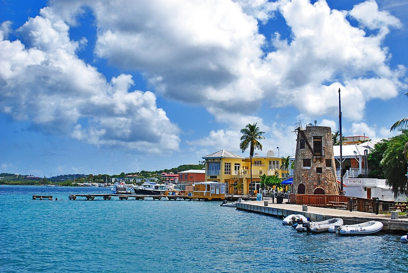 Christiansted Harbour