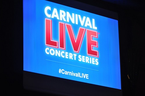 Party Like A Rock Star With Carnival Live