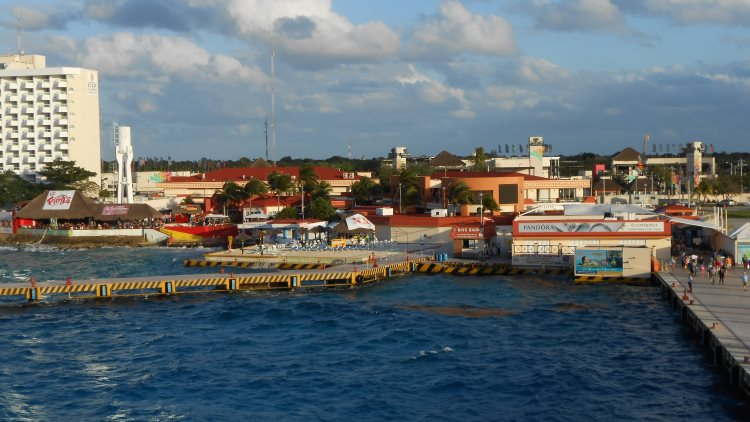 cozumel-port