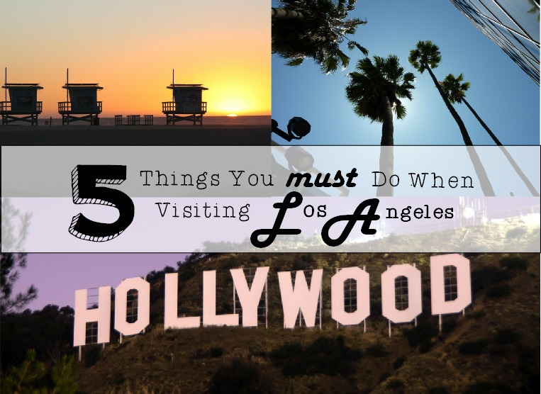 5 Things You Must Do in LA ?CruisePortAdvisor.com