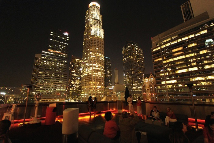 Rooftop Bar LA | LA Attractions