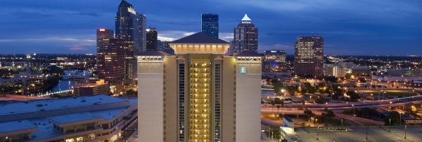Embassy Suites Tampa Downtown