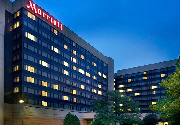 Newark Airport Marriott