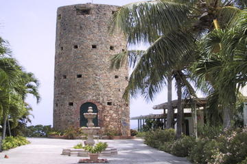 Blackbeards Castle St. Thomas