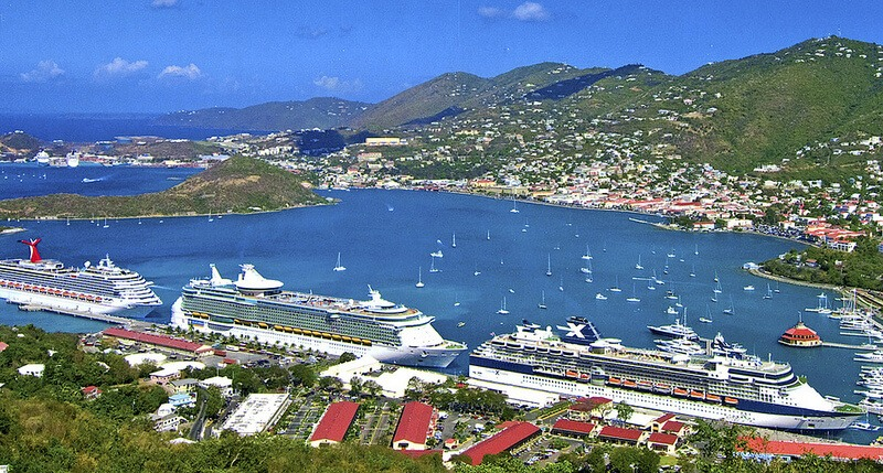 Charlotte Amalie St Thomas Cruise Port Advisor