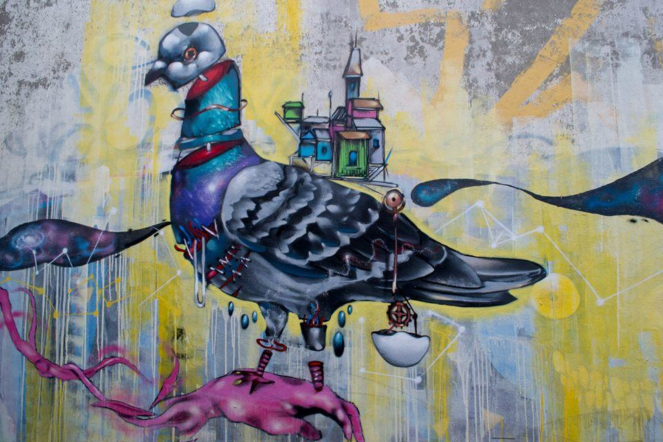 How to Find Street Art Valparaiso Chile