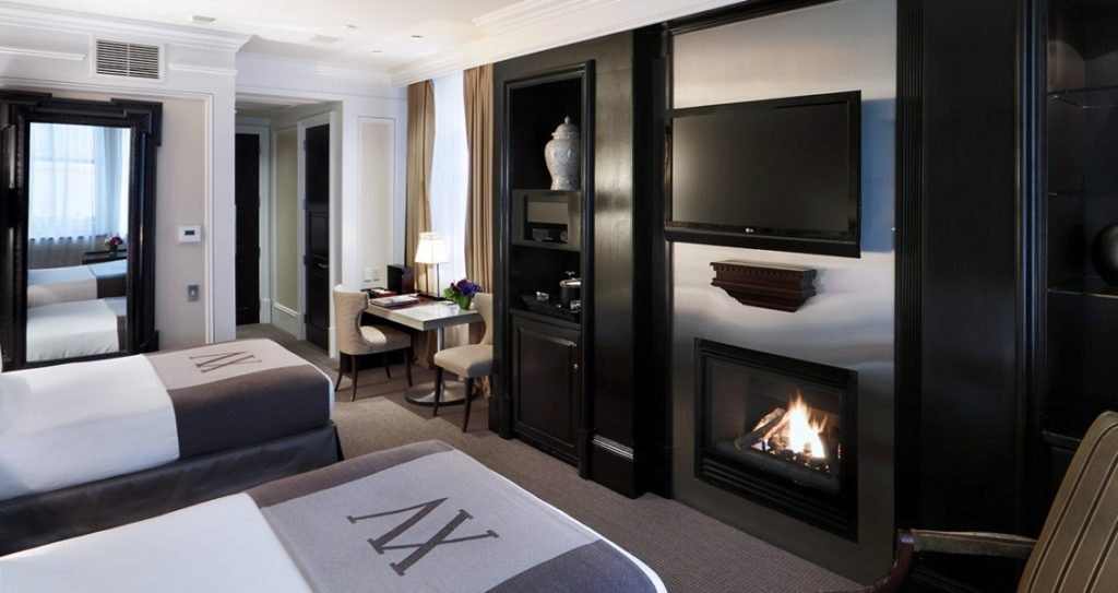 Top 10 Boston Hotels - XV Beacon