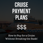 cruise payment plans