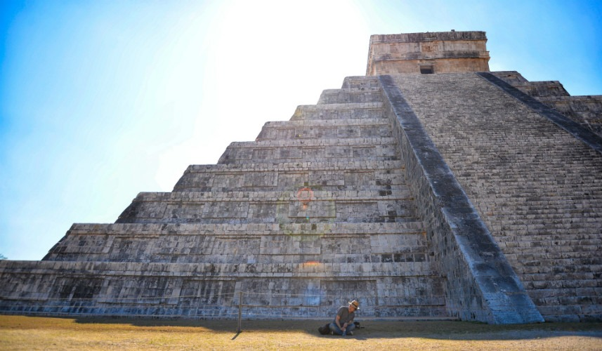 Must-See Destination in Costa Maya, Mexico: The Mayan Ruins