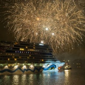 Top 10 Benefits of Going on a New Year's Cruise